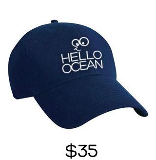 Hello Ocean Ballcaps