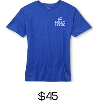 Hello Ocean T-Shirts